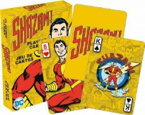 DC Universe Shazam Deck of 52 Playing Cards (nm)